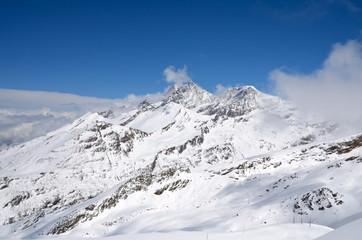 Alpine Landscape, Switzerland