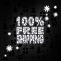noble 100 percent freeshipping symbol with stars