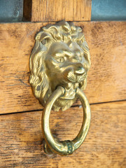 lion head door knocker (3)