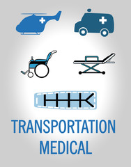 transport medical design
