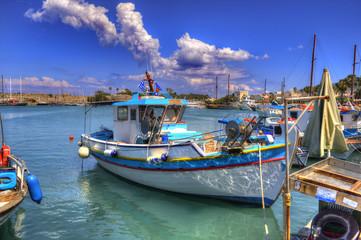 Porto Isola di Kos Grecia