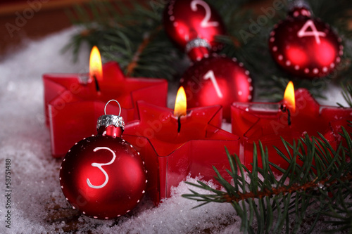 dritter advent stockfotos und lizenzfreie bilder auf. Black Bedroom Furniture Sets. Home Design Ideas