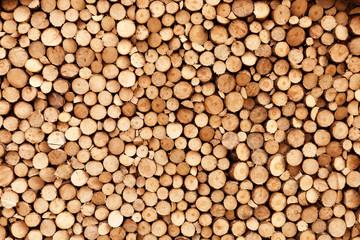 Papiers peints Texture de bois de chauffage Firewood texture