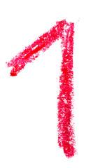 Crayon number