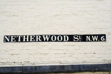 Netherwood Street a famous London Address