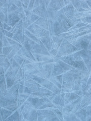 blue abstract ice texture background