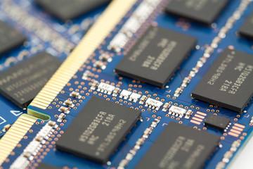Computer memory ram