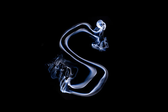 Big smoke letter S