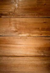 old wood texture for background. Oak desk. the brown wood textur
