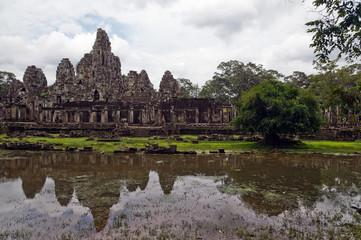 Territory of Angkor wat
