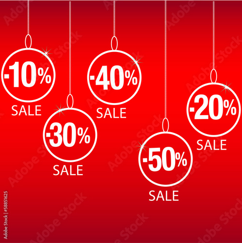 """распродажа скидка проценты"" Stock image and royalty-free vector files on Fotolia.com - Pic 58851625"
