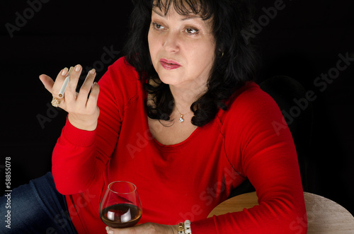 GLENNA: Free drunk mature