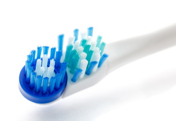 Close-up Electric toothbrush