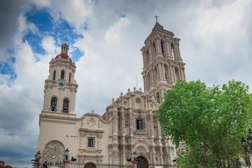 Cathedral de Santiago in Saltillo, Mexico
