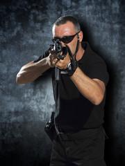 shooting with the big guns