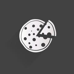 Pizza web icon