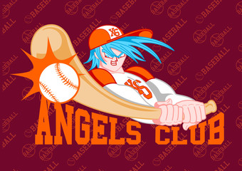 BASEBALL ANGELS CLUB