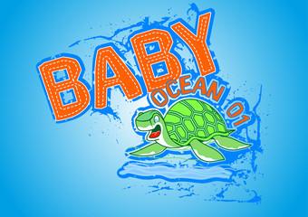 turtles ocean