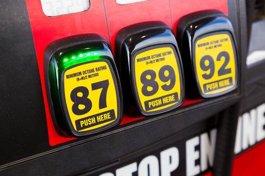 Gas Octane Options