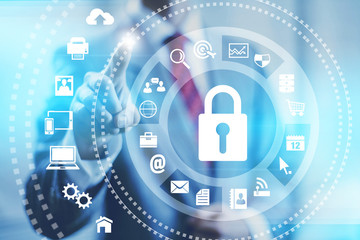 Internet security online business security services