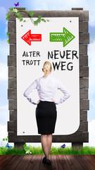 Alter Trott - Neuer Weg