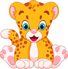 cute cheetah babies