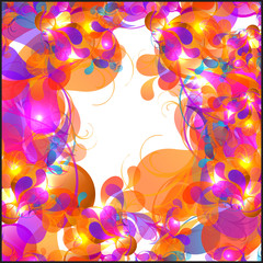 vector color abstract background