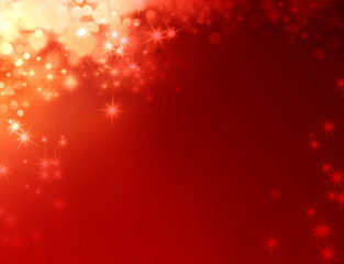 shiny red background