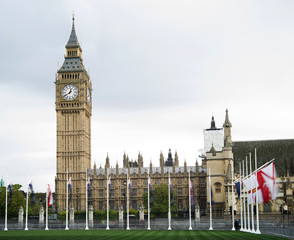 Fototapete - Big Ben London