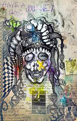 Wall Murals Imagination Jester