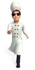chef is running