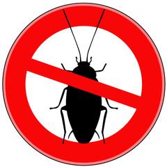 вектор - стоп таракан