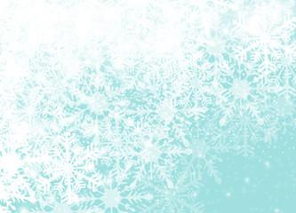 雪 背景 キラキラ クリスマス