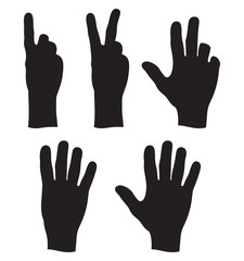 hand counting
