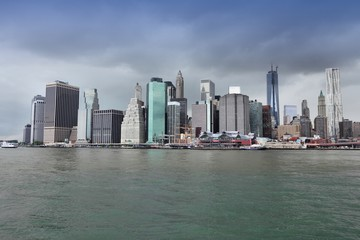 New York - Manhattan skyline