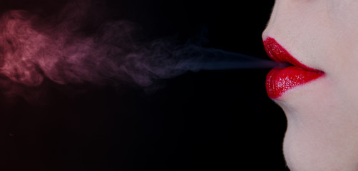 Smoke and Lips