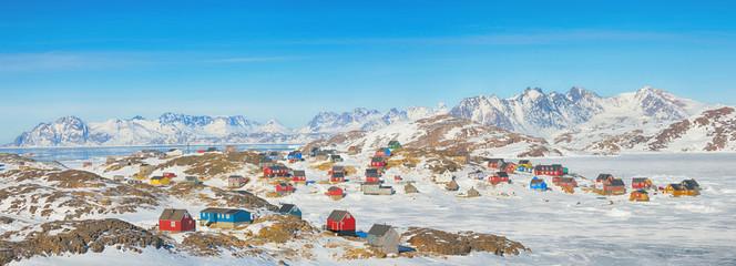 Greenland landscape