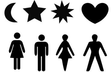 Sagome Stilizzate Di Persone.Cerca Immagini Persone Stilizzate