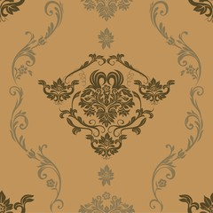Floral Pattern - Abstract Background