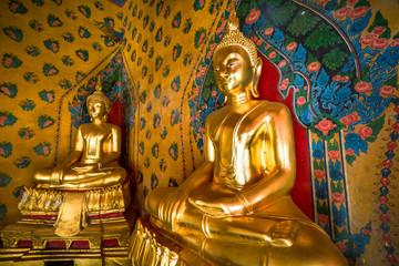 Bouddha statue, Wat Arun, Thaïlande