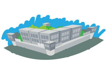 Jail Building