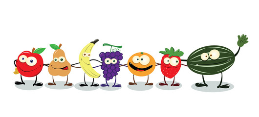 Friendly Fruit