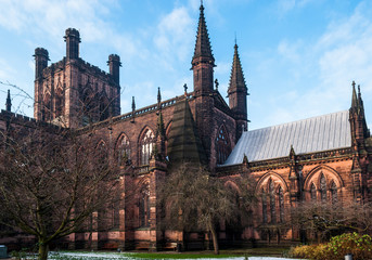 Chester Cathedral Fotomurales