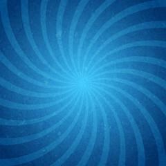 Starburst spiral background