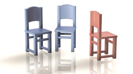 Aussenseiter - Stuhl