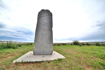 orkhon inscriptions, oldest turkic monuments