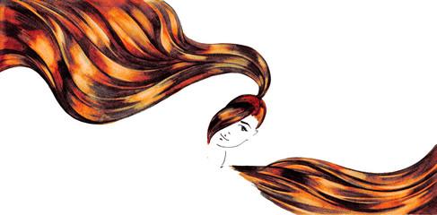 beautiful hair style