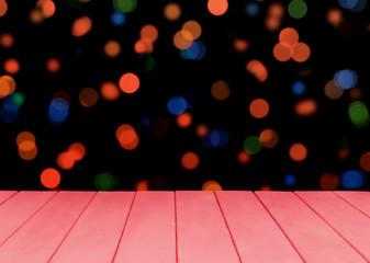 Pink table for Christmas present