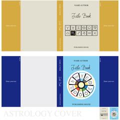 Copertine per libri di astrologia