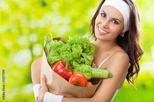 Как набрать вес вегетарианцу - VK